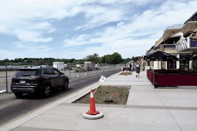 Newly paved Lake Street partially reopens to traffic