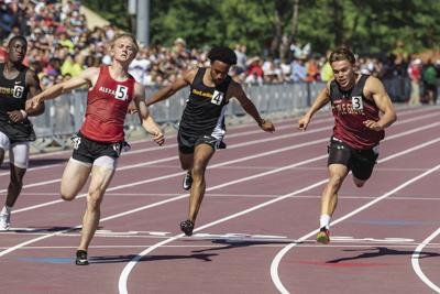 Maple Grove's Evan Hull earns 2 state track medals