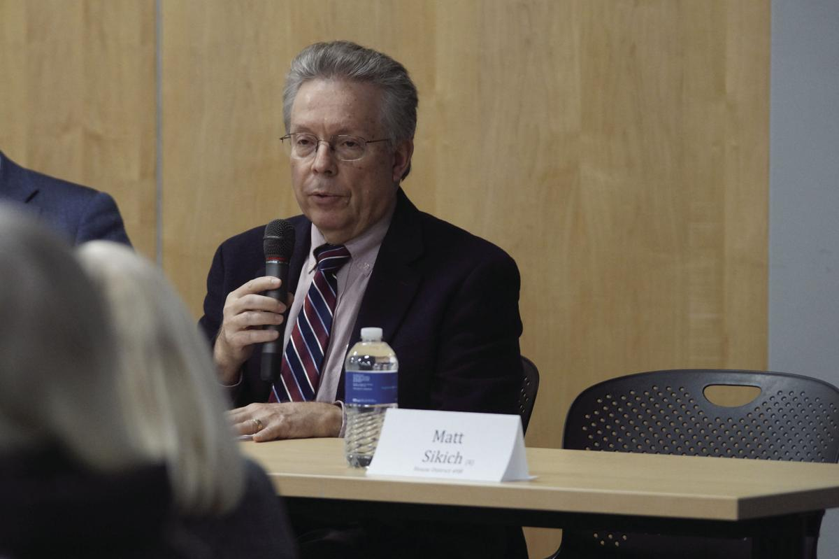House candidates within Hopkins School District discuss