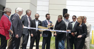 Design Ready Controls makes Brooklyn Park home, hosts ribbon-cutting ceremony