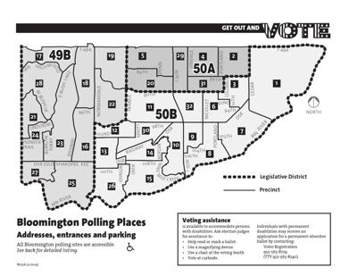 voting map bloomington