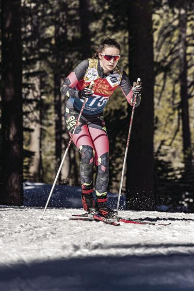 Maple Grove Nordic skier Bolcer's Junior Olympics outing cut short
