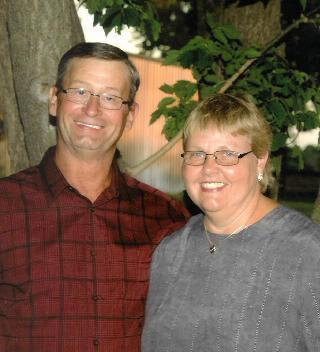 Pat and Carol Middendorf