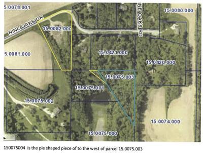 SG Council-plots of land