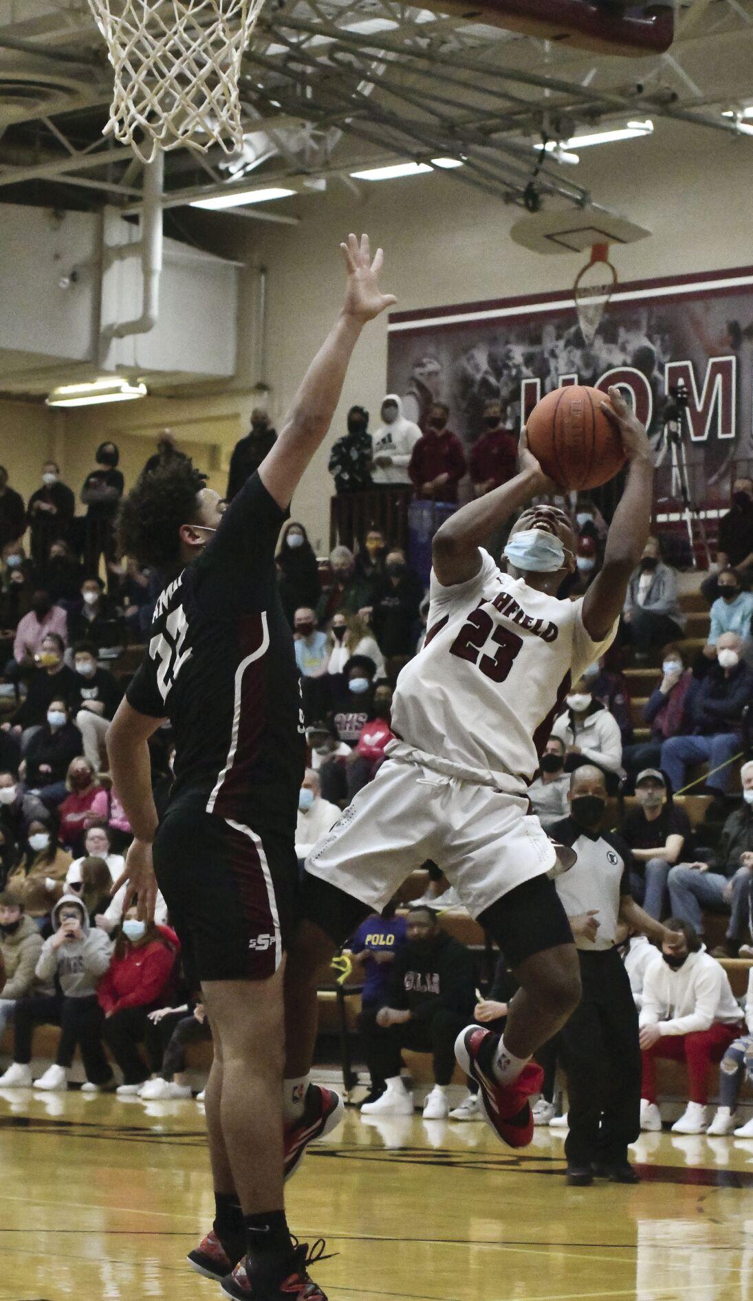 Lamar Grayson shot