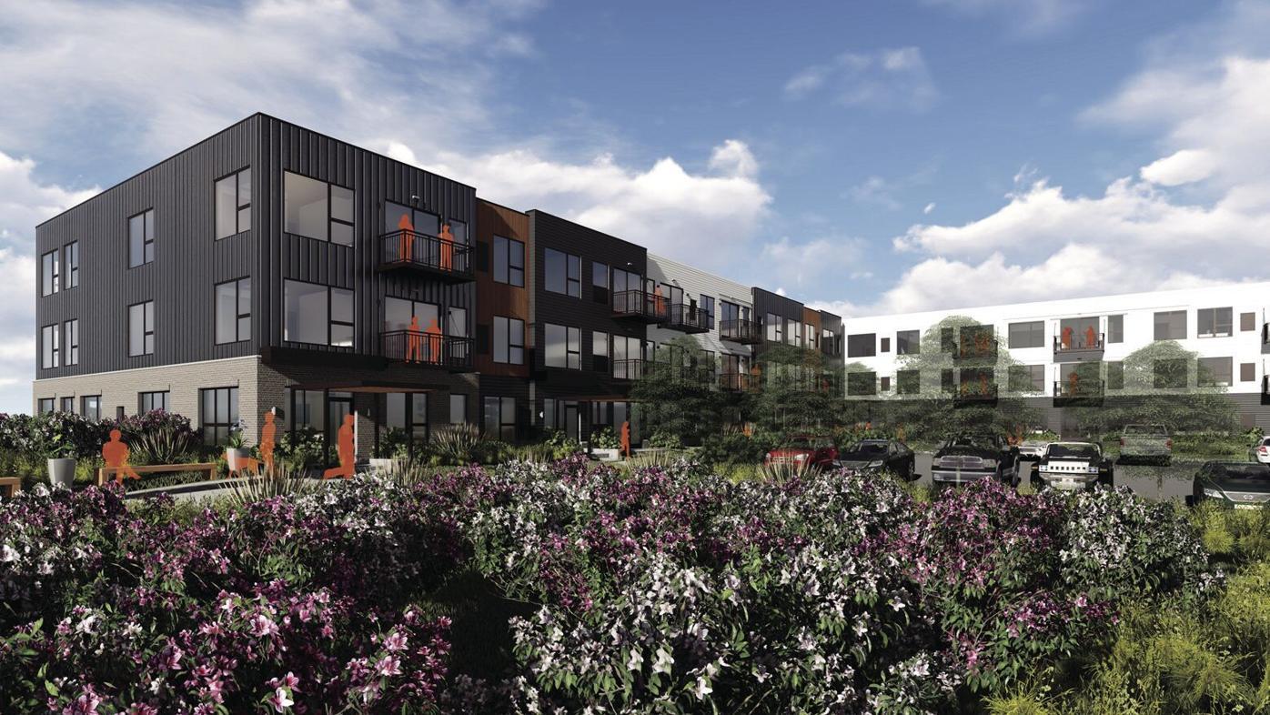 Developers break ground on St. Michael apartments