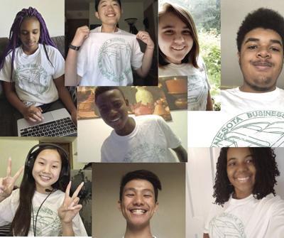 Eden Prairie High, BSM students attend virtual business camp - 1