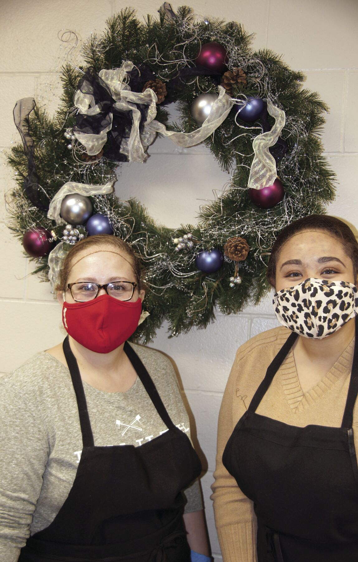 St. Louis Park residents volunteer at Union Gospel Mission Christmas Day - 2