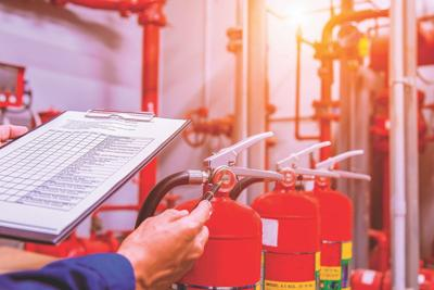 fire inspection mt