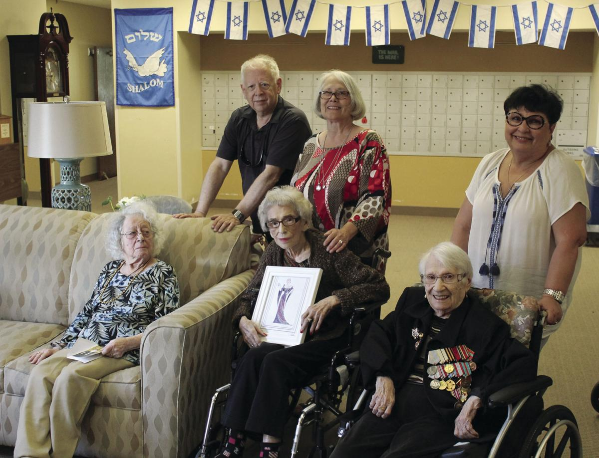 Trio of St. Louis Park residents who turned 100 this year consider their life histories - 1