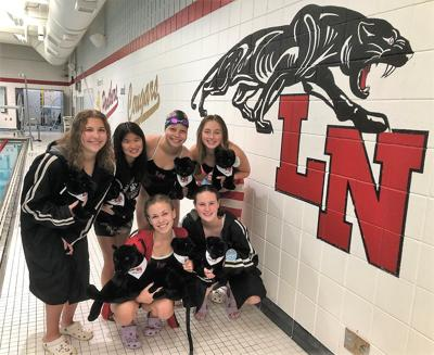 Panther swimmers earn long-sought 'W' against Eagan