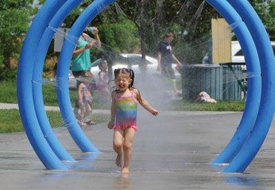 Kelley Park Splash Pad