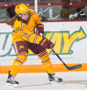 Skilled center helps Gophers take title | Sports ...