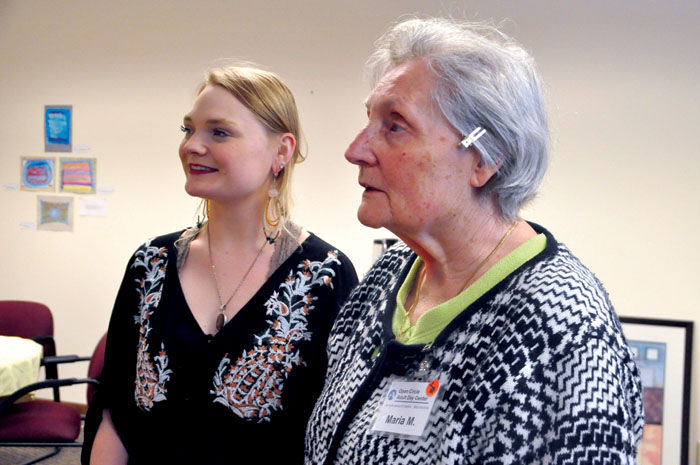 Thanks for the memories: Art therapy helps heal, comfort those with dementia