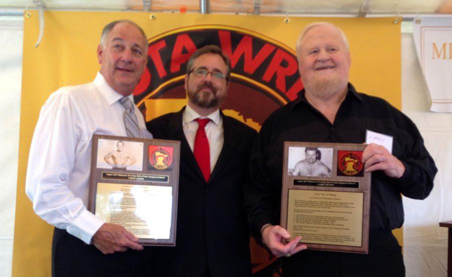 Gagne, Hennig inducted into pro wrestling hall of fame