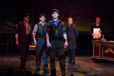 Have you seen the 'Newsies?'