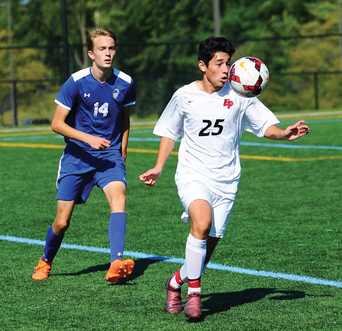boys soccer perfect day for a minnetonka senior excelsior south