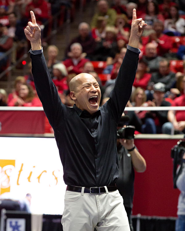 NCAA Gymnastics:  Kentucky vs Utah Red Rocks