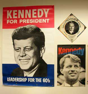 Kosovich's collection tells the story of JFK's assassination