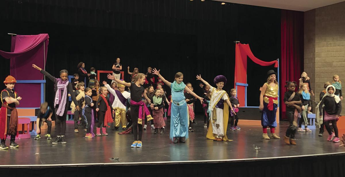 The BEAT presents Disney's 'Aladdin Kids' | Free