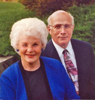 Harry and Lorna (Wessman) Kiel