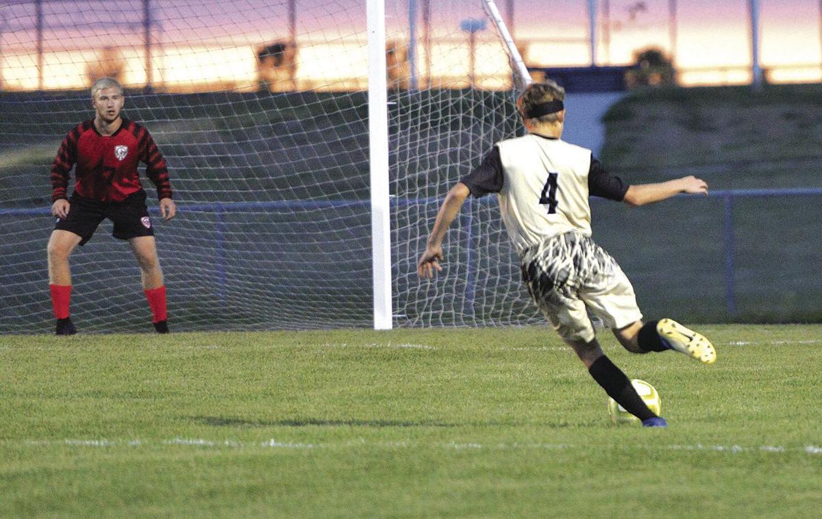 Boys Soccer-Eric Myhre