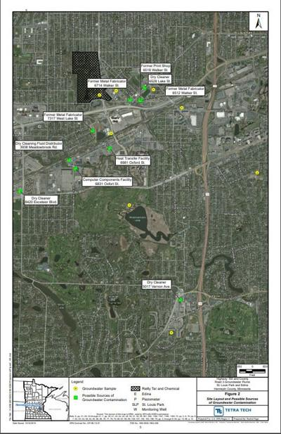 EPA proposes adding site in St. Louis Park and Edina to national priorities list