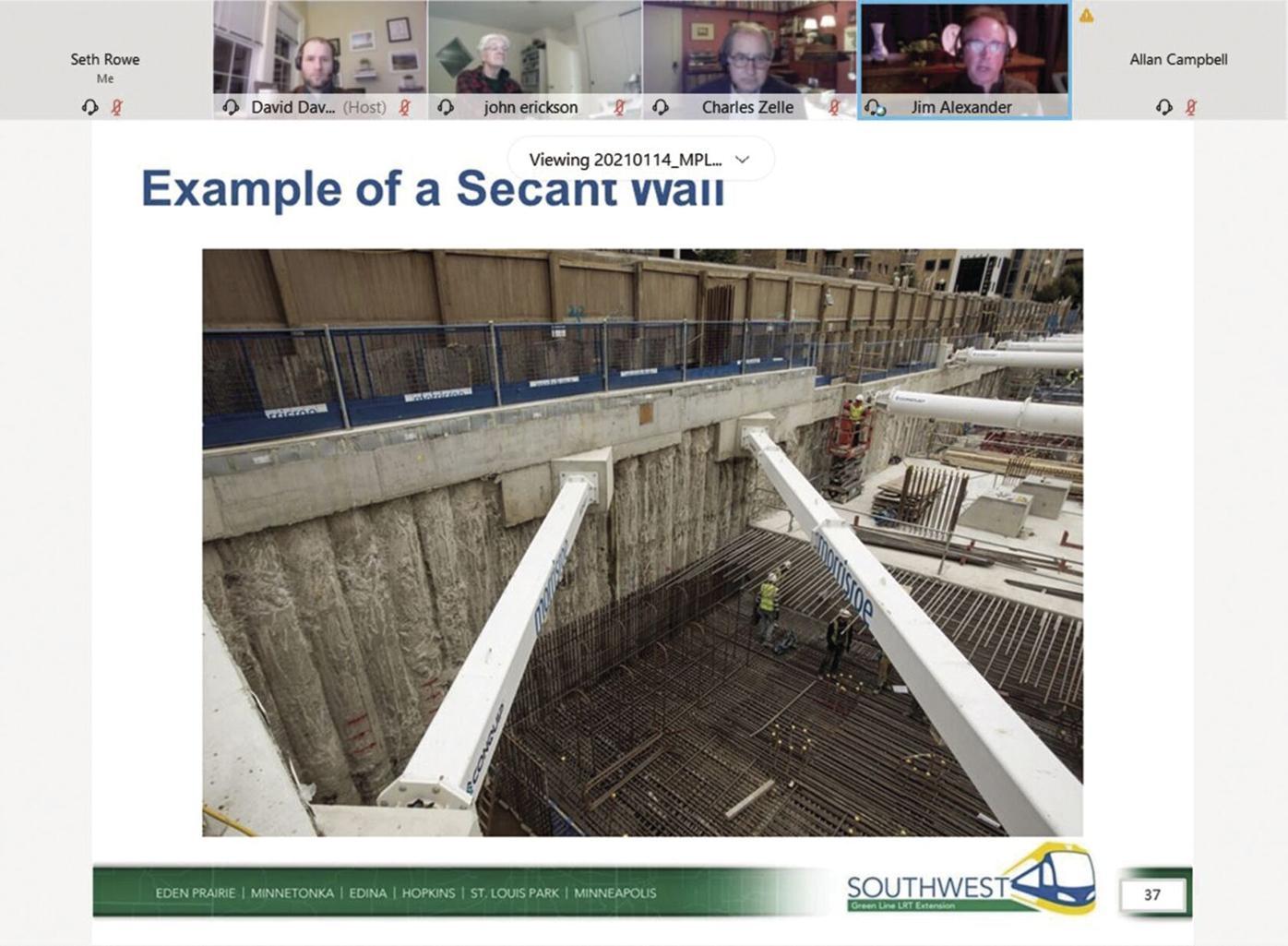 Southwest Light Rail Transit delayed after construction problems arise - 1
