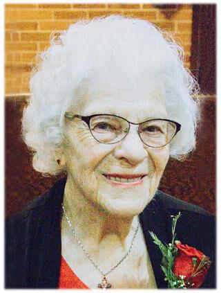 Marilyn Uphus, 88