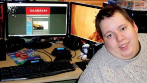 Plymouth man works to help fellow gamers with disabilities