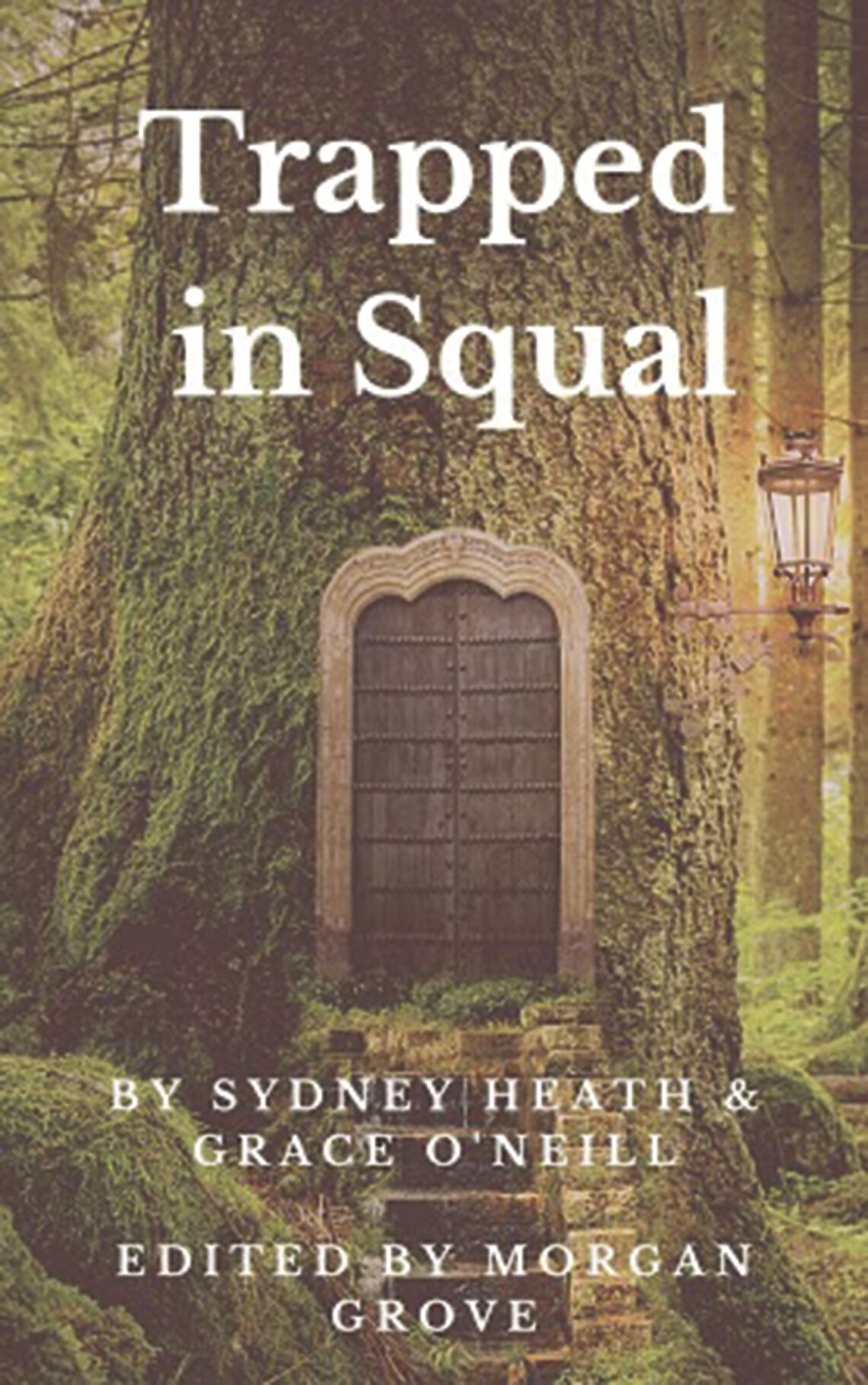 Trapped in Squal book cover