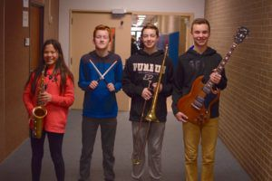 Valley Middle students chosen for honor band | Education