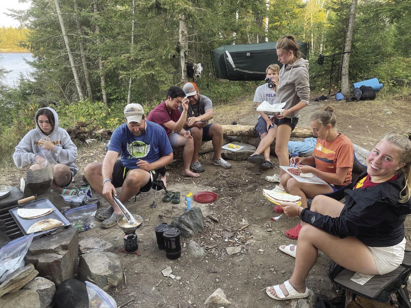 BWCA trip campfire.jpg