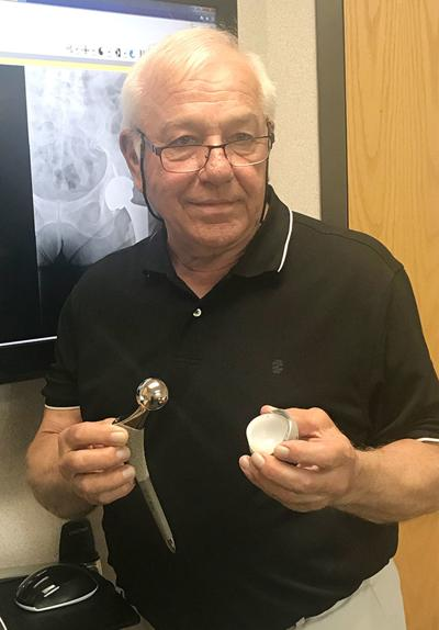 Dr. Virgil Meyer, founder of Little Falls Orthopedics, retires after 37 years