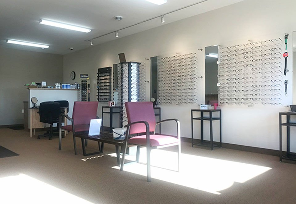 Leap of faith leads to new location for Falls Optical