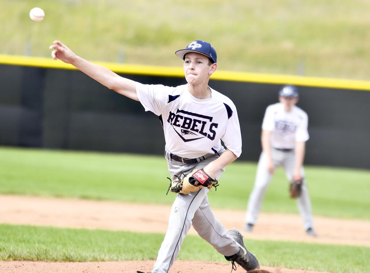 Champlin Dayton Youth Baseball 10aaa 14aaa Rebels Play In Gopher State Tournament Of Champions Sports Hometownsource Com