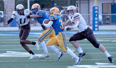 Hastings pulls away from Apple Valley in second half