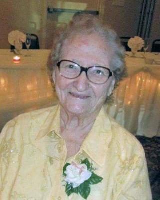 Margaret Hinman, 91