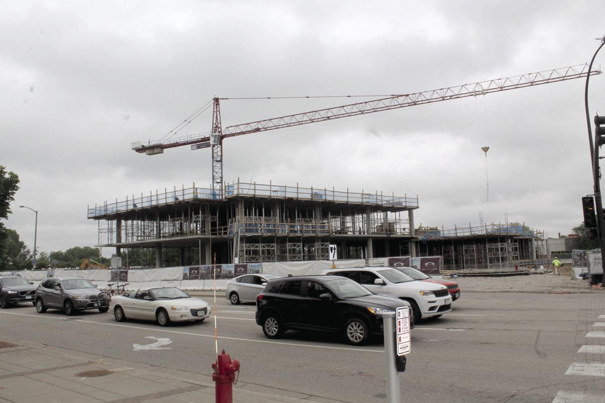 Bridgewater Bank Corporate Center In St Louis Park Set To