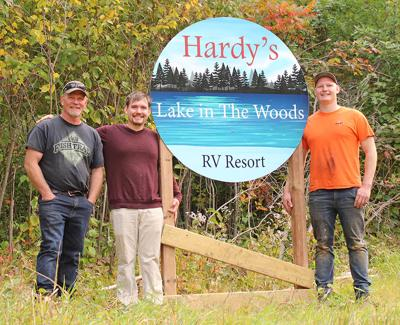Hardy brothers open new RV resort in Motley