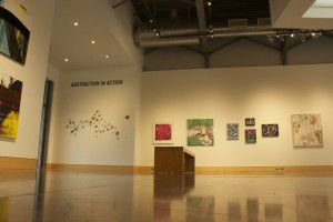 'Abstraction in Action' at Minnetonka Center for the Arts