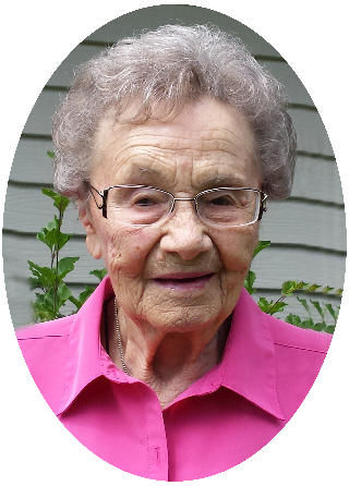 Dorothy Bieringer, 103