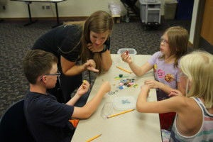 Science in the Summer comes to Anoka County Library