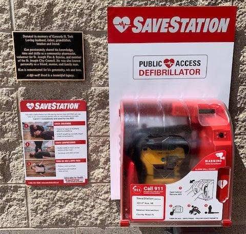 Save Station