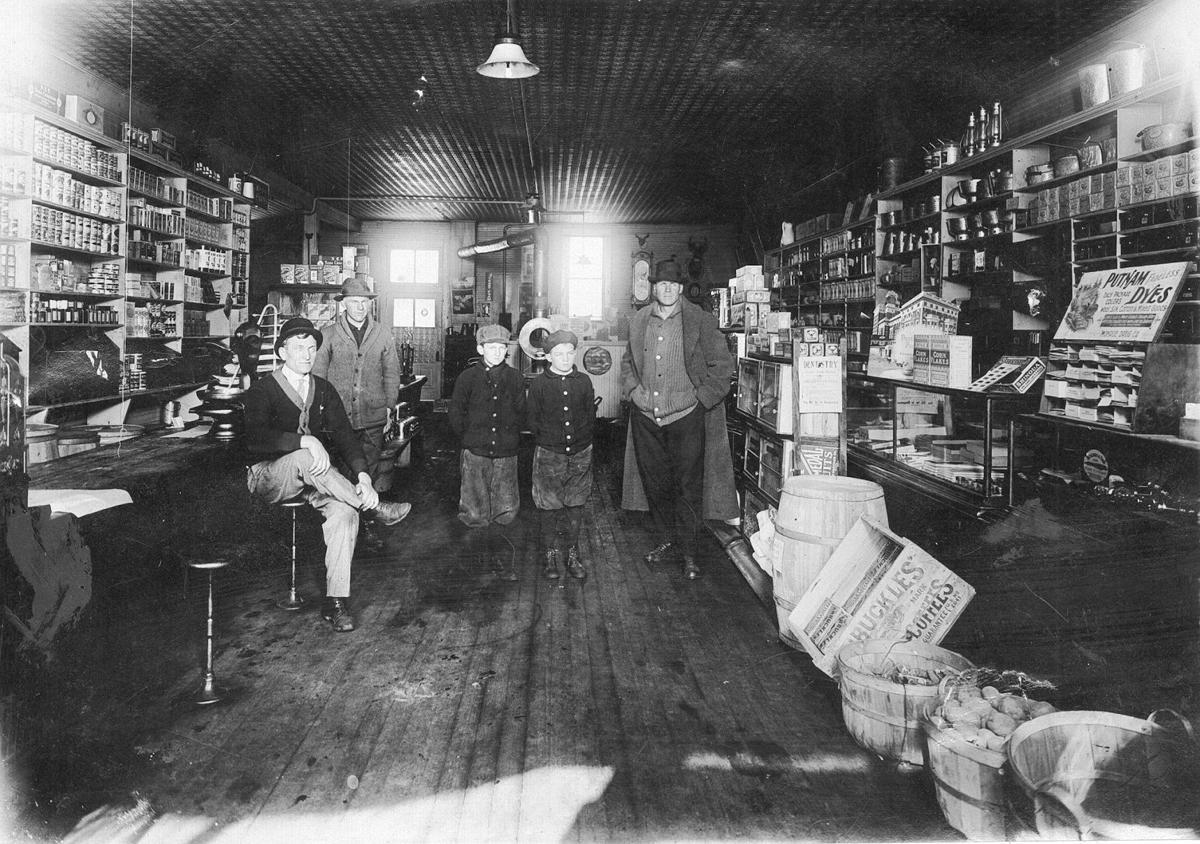 inside johnson bros store