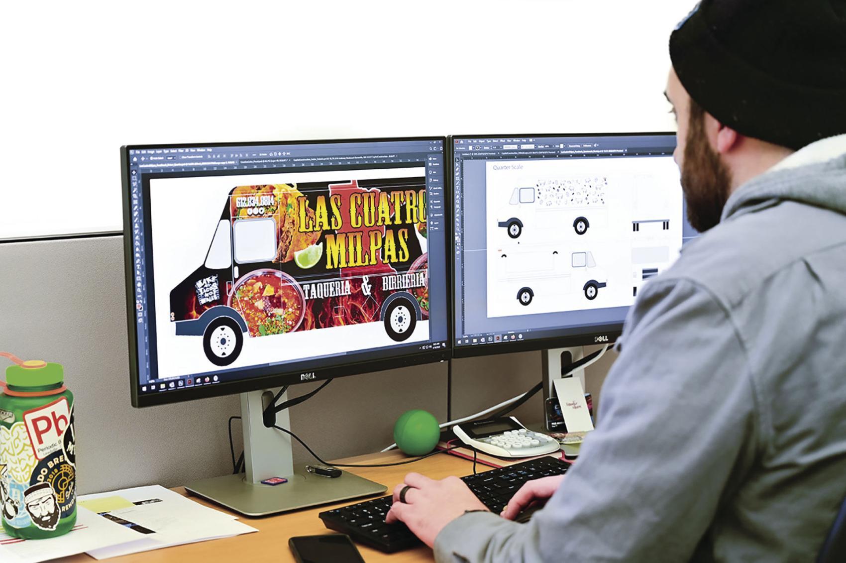 Minnesota design studio helps food trucks come to life