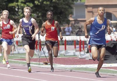 Eastview track star picks Jayhawks