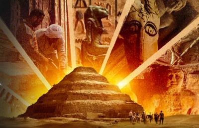 """""""Secrets of the Saqqara Tomb"""""""