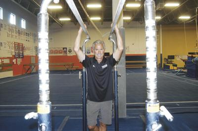 Retired police chief is back at the gym