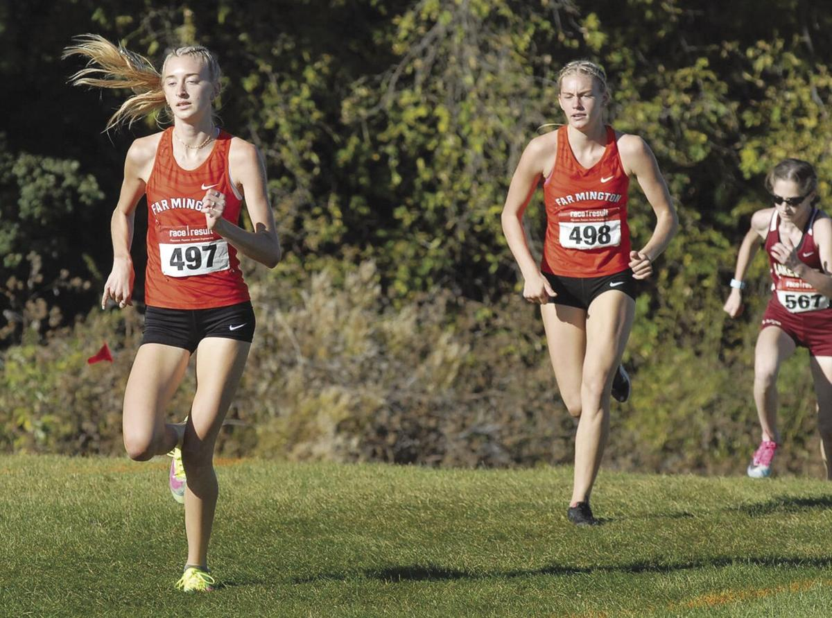 Tiger girls make it four in a row